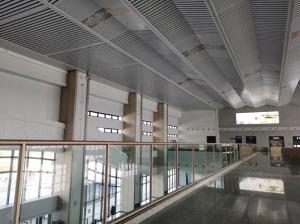 新沂高铁站内装饰