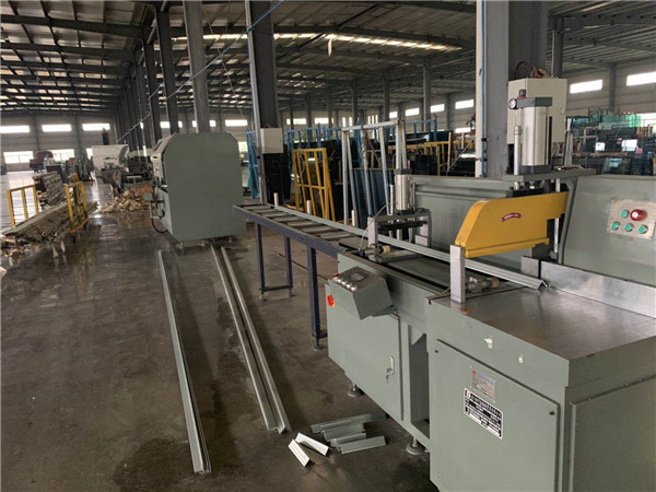 Door and window processing equipment
