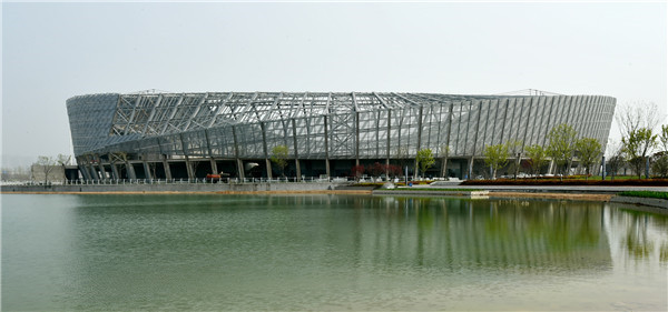 Suqian gymnasium
