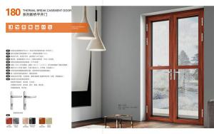 180 THERMAL BREAK CASEMENT DOOR